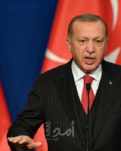 أردوغان يهدد بطرد سفراء 10 دول بينها الولايات المتحدة