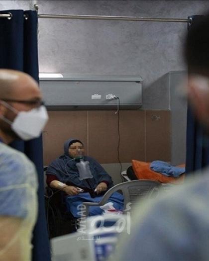 """الصحة الفلسطينية: 9 حالات وفاة و440 إصابة بـ""""كورونا"""" في الضفة وقطاع غزة"""