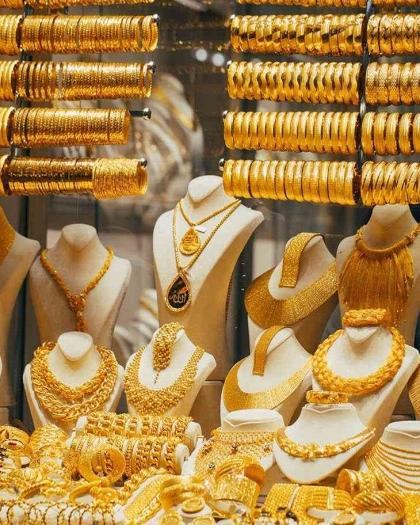 أسعار الذهب في فلسطين الأحد