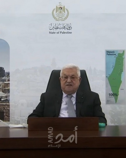 الرئيس عباس: المجلس الأعلى للإبداع والتميز حاضنة للأخذ بأيدي المبدعين والمتميزين
