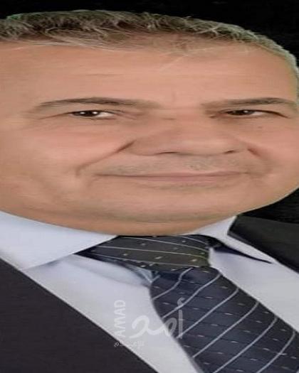 رحيل المستشار العقيد المتقاعد شحده مصطفي حمد