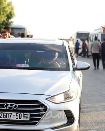 """حالة  الطرق في قطاع غزة """"السبت"""""""